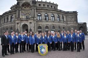Konzertreise nach Dresden 2013