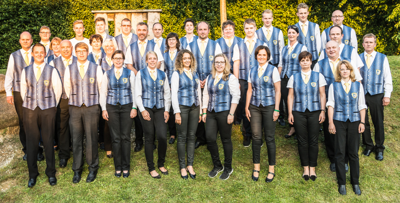 Der Musikverein im Jubiläumsjahr 2016